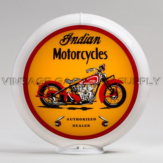 Indian M.C. (Motorcycle) 13.5