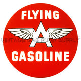 "Flying A Gasoline 13.5"" Lens"