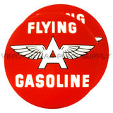 "Flying A Gasoline 13.5"" Pair of Lenses"