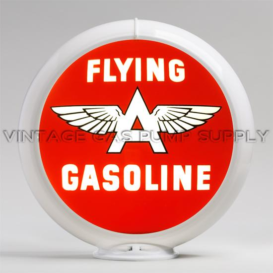 Flying A Gasoline 13.5