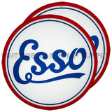 "Esso Script 15"" Pair of Lenses"