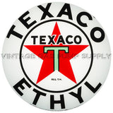 "Texaco Ethyl (White) 15"" Lens"