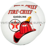 "Texaco Fire Chief 15"" Pair of Lenses"