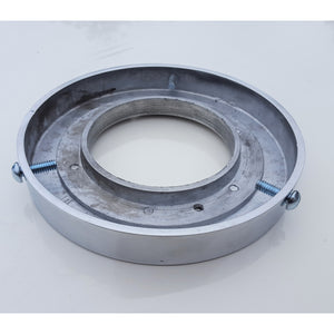 Polished Aluminum Globe Mounting Ring