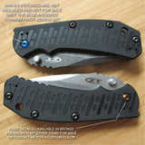 Zero Tolerance ZT0550 ZT 550 Knife BLUE Anodized Titanium Pivot Torx Screw Set