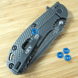 Zero Tolerance ZT0550 560 561 ZT Knife Titanium Lock Bar Stabilizer Washer BLUE