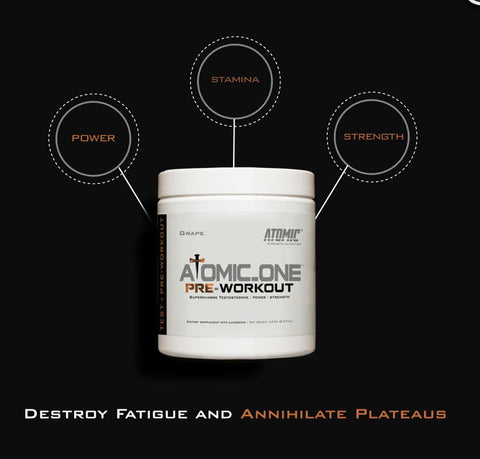 Atomic.One Pre-Workout