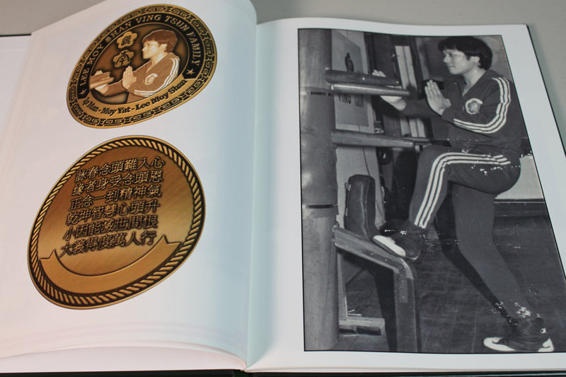 70th Birthday Special Sifu Lee Moy Shan Lineage Memorial Book
