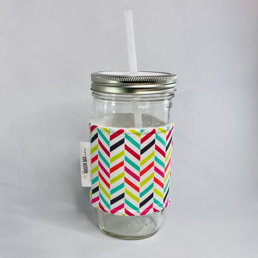 Mason Jar Cozy Sleeves (Wide Mouth)