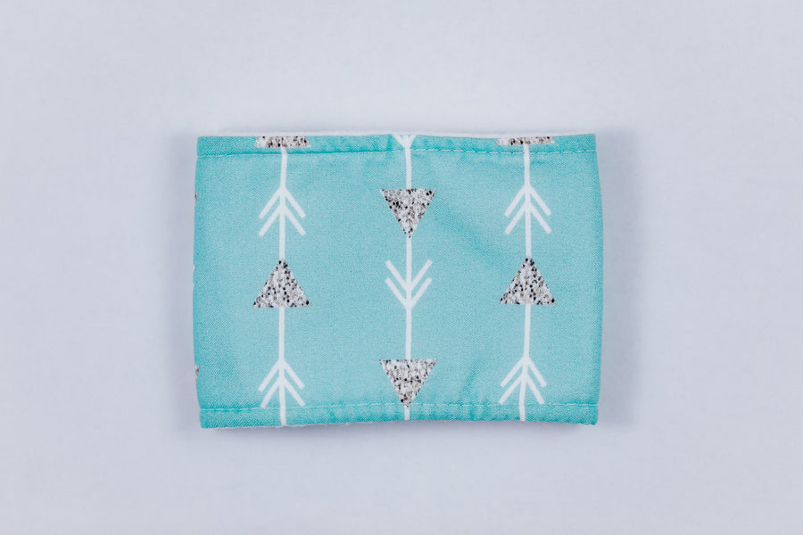 Teal Arrow Cozy