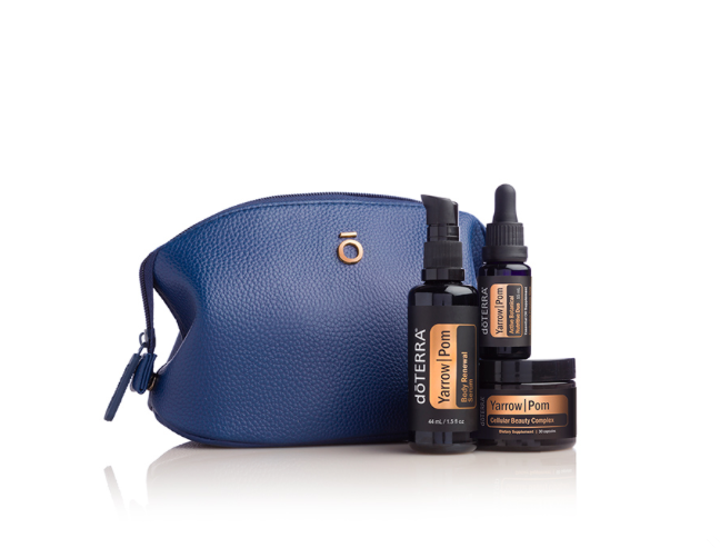 dōTERRA YarrowIPom Travel Collection