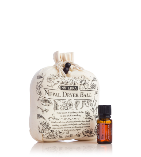 dōTERRA Nepal Dryer Balls with Wintergreen 15mL