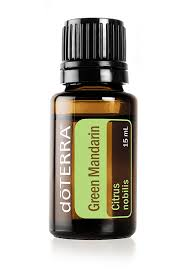 15ml Green Mandarin dōTERRA Essential Oil