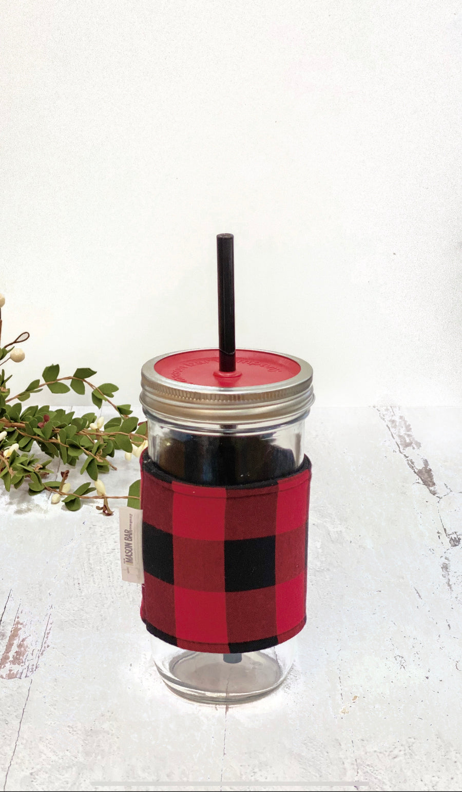 Buffalo Plaid Holiday Cozy