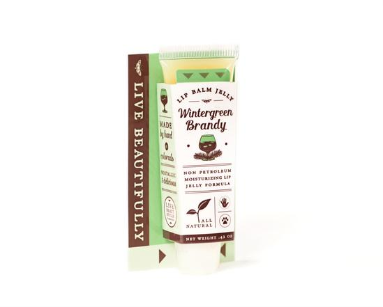 Live Beautifully - All Natural Lip Balm Jelly