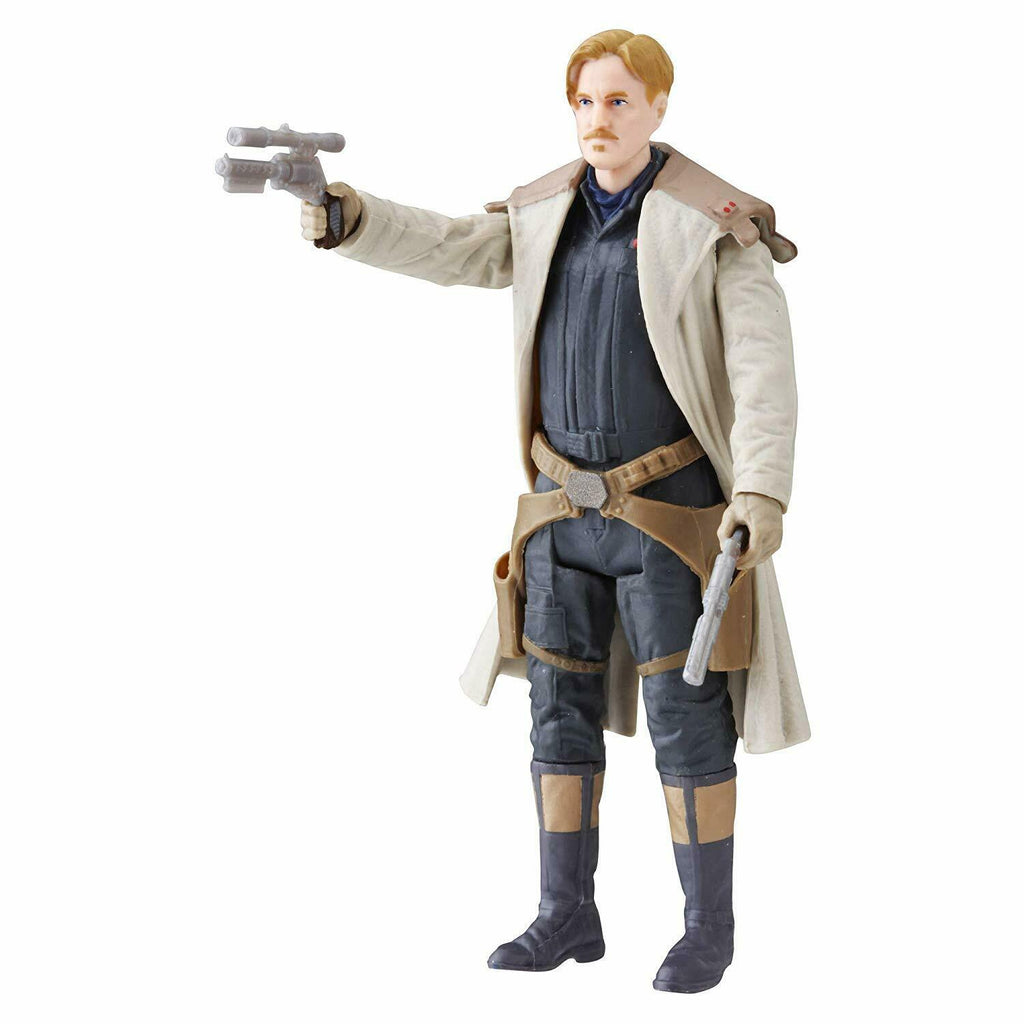 Star Wars SOLO movie figure wave 1 COMPLETE SET of 7 Force Link 3.75 inch