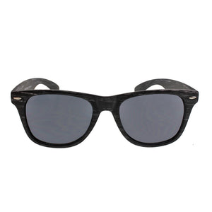 MQ Lafayette Sunglasses in Blackwood / Smoke
