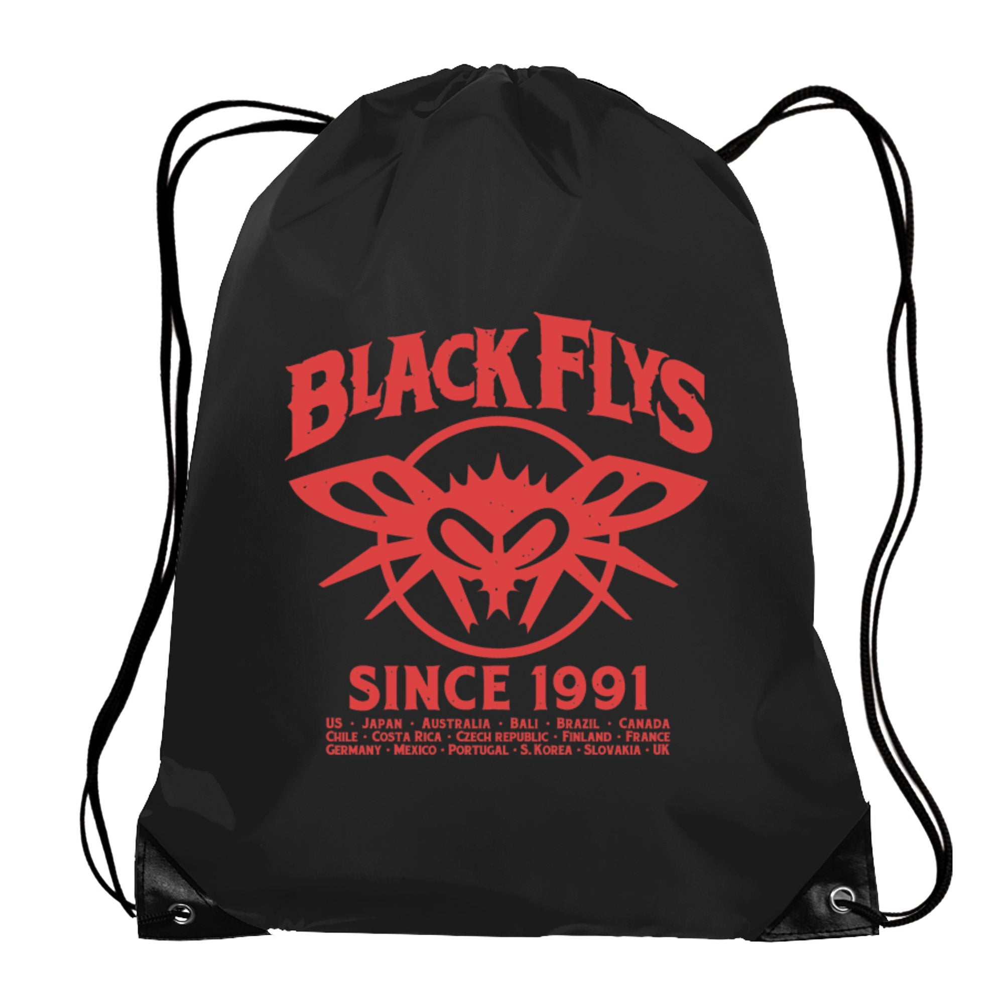 Fly Savage Drawstring Back Pack