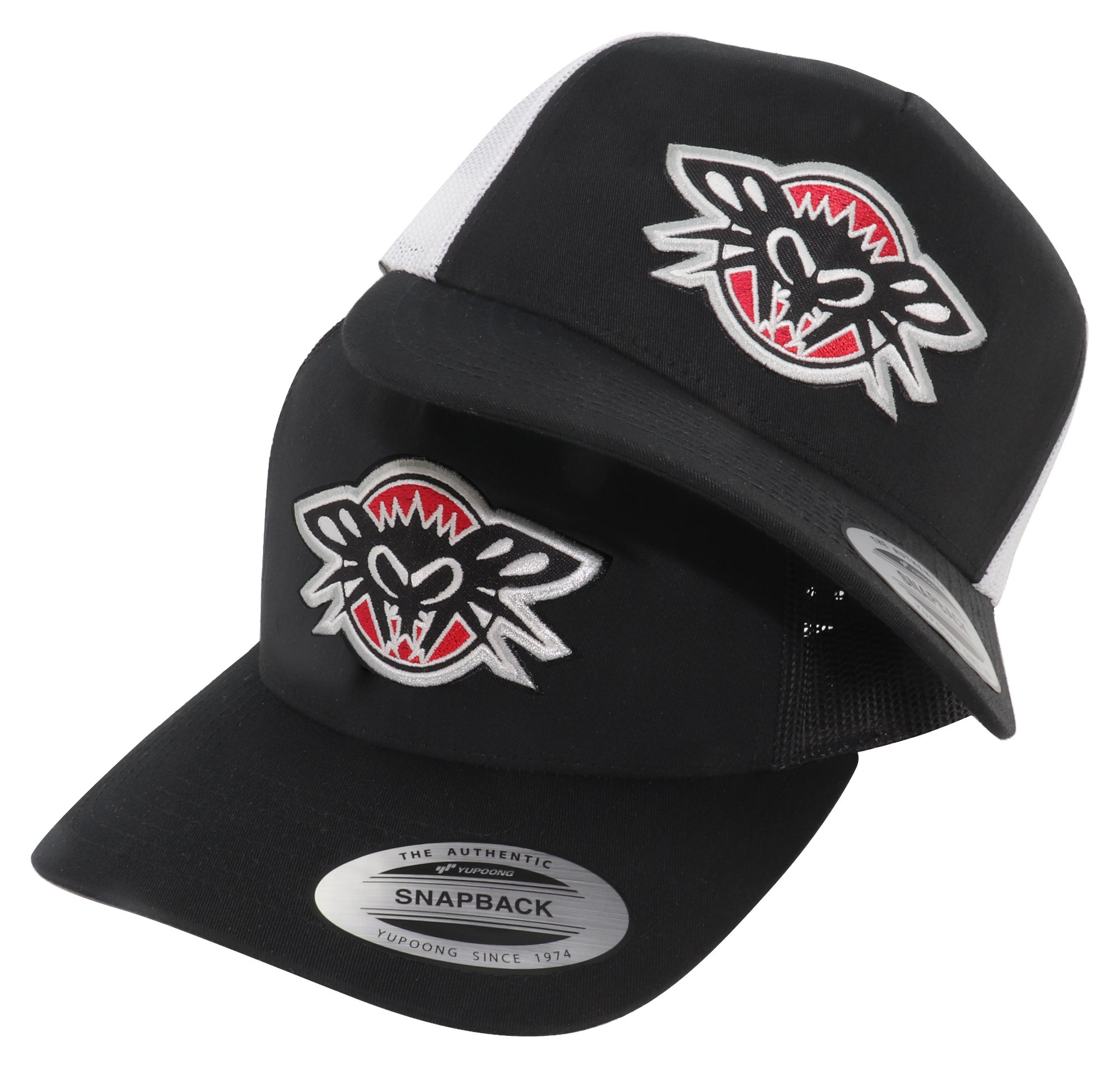Phantom Curved Bill Trucker