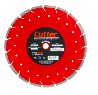 Cutter Diamond 'The One' Blade 14 x .125 x 1/20mm