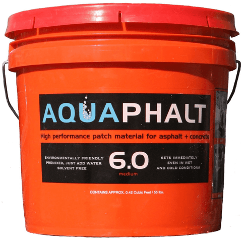 Aquaphalt for Asphalt and Concrete