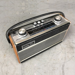 Roberts Rambler Radio - fully working - converted to Bluetooth