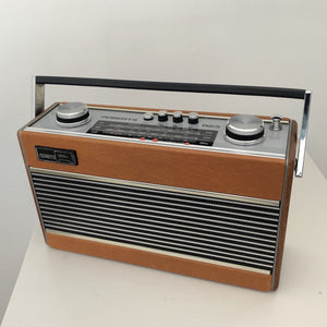 Roberts R23 FM Radio- fully working - with Bluetooth added