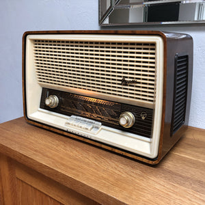 Blaupunkt Verona 2605 Valve Radio with Bluetooth 4.0 retrofitted