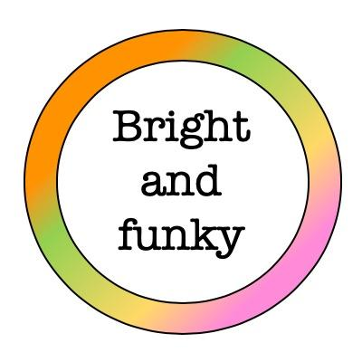 Week 12 2020 Bright and funky