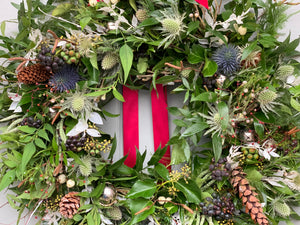Bespoke Festive Wreaths - Made to order