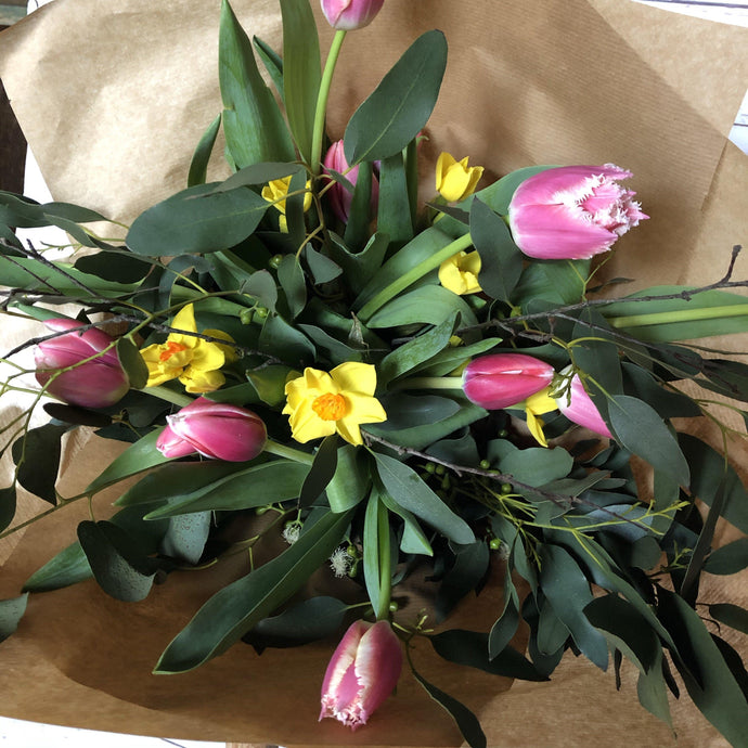Week 15, 28th February 2020 - 100% British grown blooms