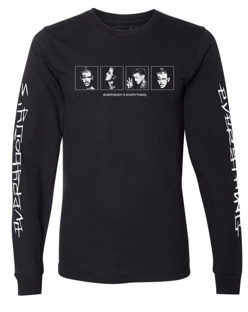 Everybody's Everything Black Long Sleeve + Digital Album Download