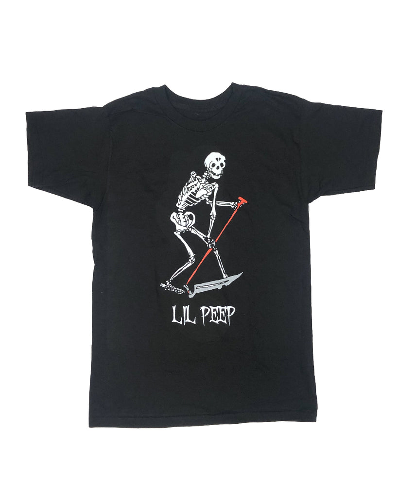 Black OG Skeleton T-Shirt