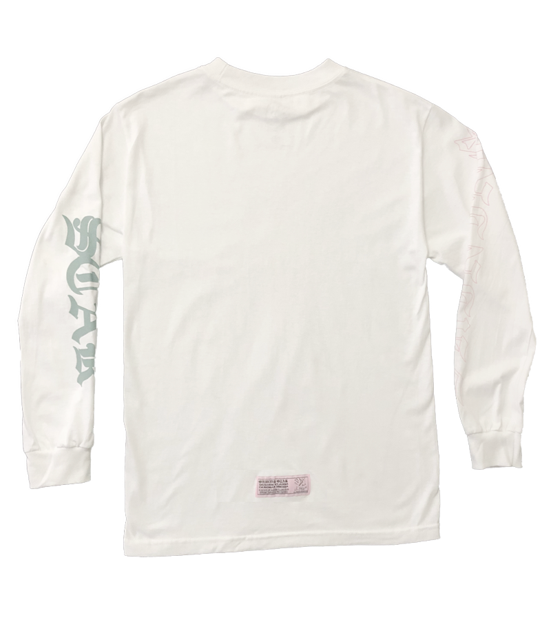 11-1 White Long Sleeve + Everybody's Everything Digital Album
