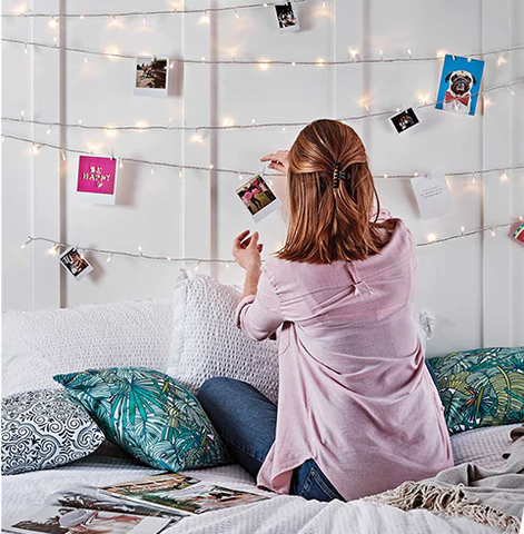 Photo Clip String Lights