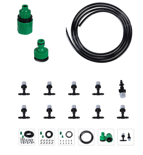 Outdoor Misting/Fog System Kit