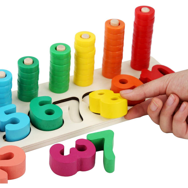 Montessori toys for 3 years