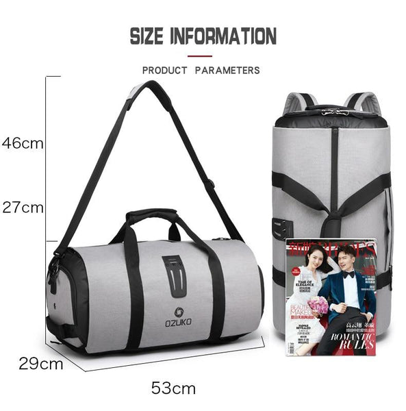 travel bag for men and women