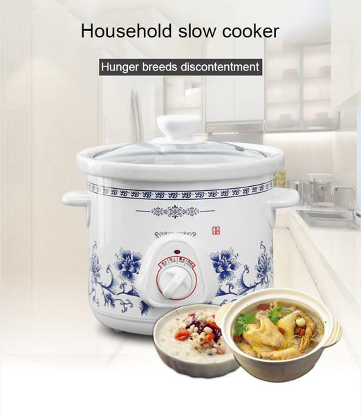 easy to use mini crock post slow cooker for your kitchen