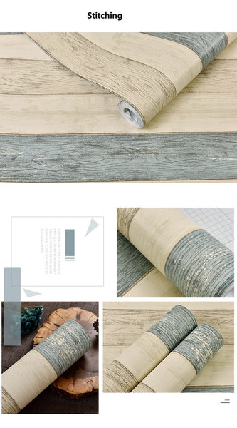 wood texture peal and stick wallpaper