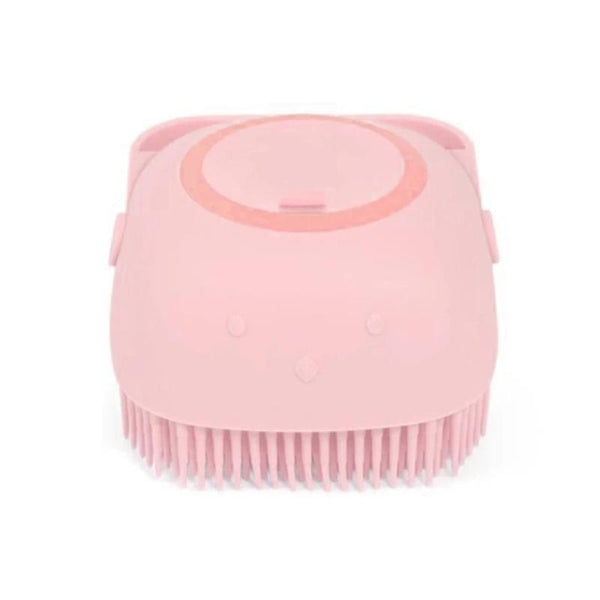 silicone shower brush