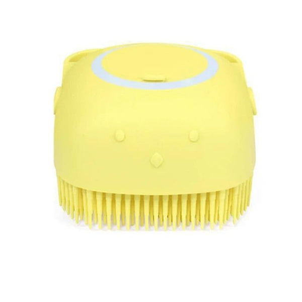 silicone sponge gel shower