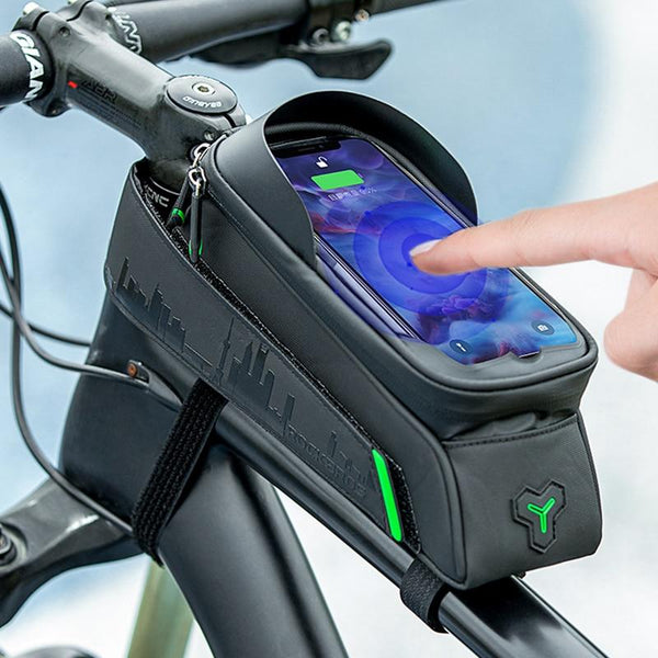 bike phone bag front frame