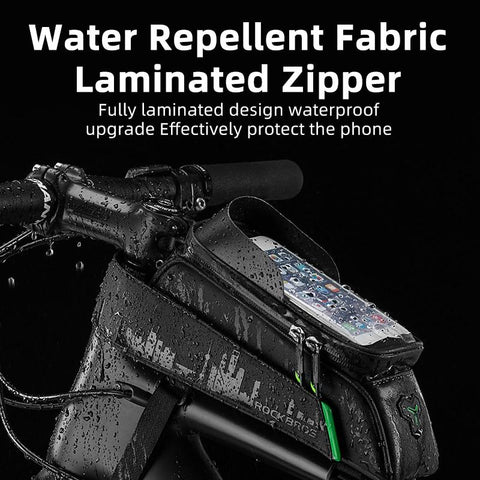 best bike phone bag, waterproof bike bag for iphone