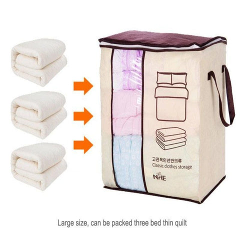 clothes storage bags