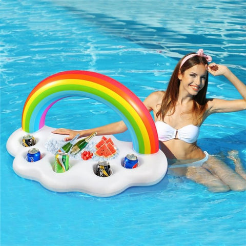 Inflatable Float Pool Beer Pong