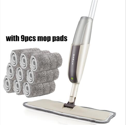best microfiber spray mop