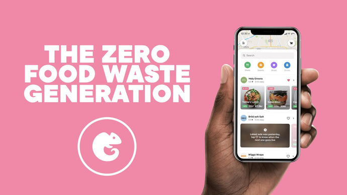 Karma - an app to rescue unsold food