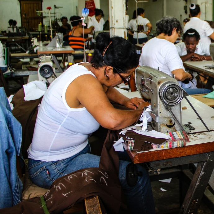 HUMAN RIGHTS VIOLATIONS IN FASHION SUPPLY CHAINS