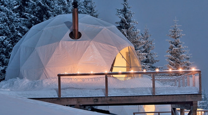 WHITEPOD ECO PODS, SWITZERLAND